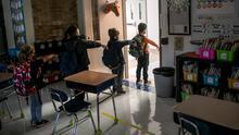 Coronavirus: Los esfuerzos de LAUSD para garantizar la seguridad de los estudiantes en las escuelas