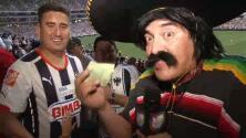 Kevin Arnulfo se fue al estadio nuevo del Monterrey