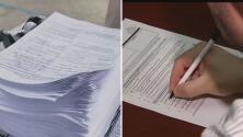 ¿Qué hacer si rechazaron tu solicitud de asilo o de la visa U por dejar espacios en blanco en el formulario?