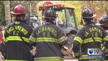 Evacúan a varios residentes por fuga de gas en Sacramento