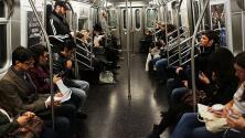 Temor por posible afectación de las estaciones del metro de Nueva York con fuertes lluvias provocadas por Ida