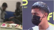 """""""No me siento seguro"""": Rompe el silencio joven hispano que recibió golpiza en su escuela en Houston"""