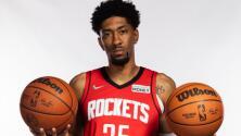 """""""Tenemos mucho más talento"""": Houston Rockets realiza si 'Media Day' de cara a la temporada 2021"""