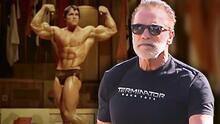 Arnold Schwarzenegger logró su cuerpo perfecto por un oscuro secreto