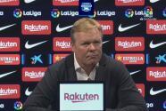 """Koeman: """"El Barça de hoy no es el de hace ocho años"""""""