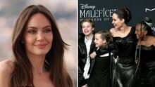 Angelina Jolie contó cómo son realmente sus hijos: la diversidad es la fortaleza de su familia