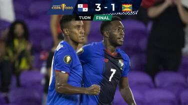 Panamá dice 'adiós' a la Copa Oro 2021 con victoria ante Granada