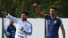 Argentina busca que Messi sea un 'Cinco Copas' como Rafa Márquez