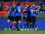 ¡Cayó el segundo de Italia! Barella puso el 2-0 ante los checos