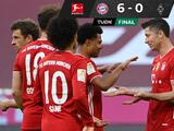 El Bayern Múnich estrena su novena corona con goleada al Borussia Monchengladbach