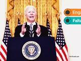 ¿Huyeron los líderes afganos? ¿No había voluntad de luchar? Verificamos el discurso de Biden sobre la caída de Afganistán