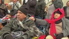 Enfermo terminal de cáncer cumple su sueño: presenciar el Desfile de las Rosas