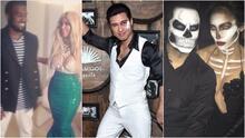 Si aún no has encontrado disfraz para Halloween, estas celebridades te pueden ayudar