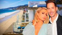 Paris Hilton y su prometido compran una pequeña casa frente al mar de Malibú por 8,400,000 dólares