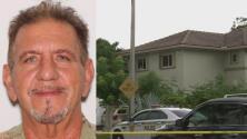 Arrestan a la hija del hispano encontrado muerto en su casa de Miami-Dade
