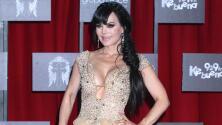 Maribel Guardia ganó el 'look' de la semana por su vestido estilo Cinderella
