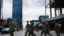 Nueva York podría traer a la Guardia Nacional para sustituir a trabajadores de salud no vacunados