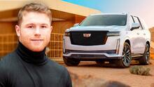 Canelo Álvarez expande su garaje con la camioneta más avanzada y refinada del mercado
