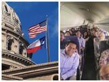 """""""Con órdenes de arresto si es necesario"""": Votan a favor de buscar a los demócratas que salieron de Texas"""