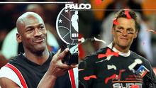 Tom Brady quiere igualar a Michael Jordan