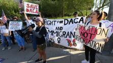 Estos son los fallos que mantienen vivo a DACA pese a que Trump decretó la muerte del programa