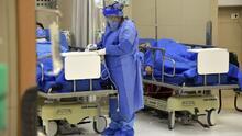 Ecuador se acerca a los 500,000 casos de coronavirus en medio de una crisis hospitalaria