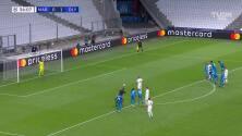 Dimitri Payet puso el 1-1 para Olympique Marseille