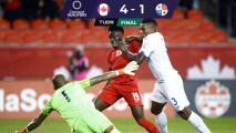 ¡Fue un baile! Canadá reacciona y golea a Panamá
