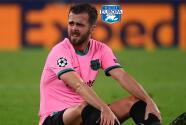 ¿Se queja? Pjanić no comprende su falta de minutos en Barcelona