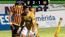 Resumen | Venados venció 2-1 a los Leones Negros de la UdeG