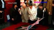 Retrojueves: así recordamos el día que José José recibió su estrella en el Paseo de la Fama en Hollywood en 2004