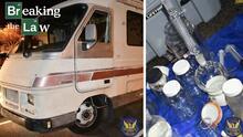 Al estilo de la serie 'Breaking Bad': descubren laboratorio móvil de metanfetaminas en Arizona
