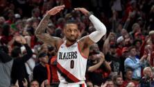 Damian Lillard rompe el silencio e ilusiona a toda la NBA