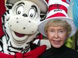 Muere a los 97 años Audrey Geisel, productora de 'The Grinch' y viuda de Dr. Seuss