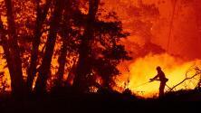 Fiesta para revelar el género de un bebé causó el incendio El Dorado que azota el condado de Riverside