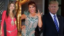 ¿Qué tienen en común Pilar Montenegro, Alejandra Guzmán y Donald Trump?