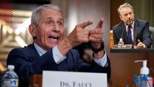 """""""No sabes de lo que hablas"""": Fauci y el senador Rand Paul protagonizan intenso intercambio durante de vista congresional"""
