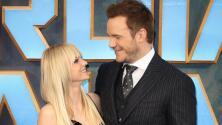 Chris Pratt y Anna Faris anuncian su separación tras 8 años de matrimonio
