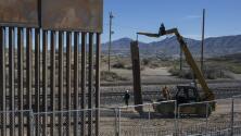 Construcción de prototipos para el muro fronterizo podría comenzar este año