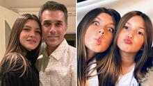 La hija de Sergio Mayer cumplió 15 años y su papá le dedicó una emotiva felicitación