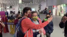 América regresó a México y Miguel Herrera regaló fotografías