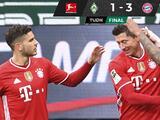 Bayern despacha a domicilio al Werder Bremen y asegura el liderato una jornada más