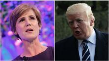 """Sally Yates: """"El FBI no está despedazado, lo único despedazado es el respeto de Trump por la ley"""""""