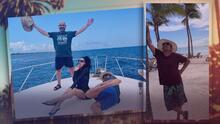 📸 A la conquista de Cancún: El Bueno, La Mala y El Feo llevaron su 'cotorreo' a la playa
