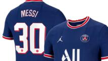 Messi envió regalo al Papa por intermedio del primer ministro francés