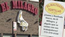 La escasez de tortillas 'El Milagro' destapa historial de multas por condiciones de trabajo peligrosas