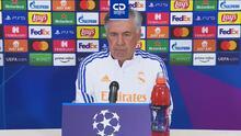 Carlo Ancelotti se desmarca del favoritismo que pueda tener Real Madrid