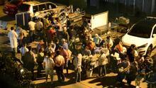 Videos que muestran el pánico que vivieron en México por sismo de 7.1