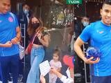 Niño le pide a Orbelín Pineda que vuelva a Cruz Azul tras cumplir su sueño europeo
