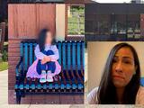 """""""Perdida y triste"""": niña de 6 años sale de su escuela y no lo notan hasta que interviene la policía"""